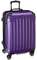 """Kenneth Cole Reaction Renegade Law & Order 24"""" Upright Pullman Luggage"""