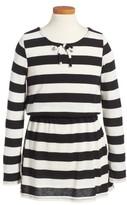 Splendid Girl's Stripe Dress