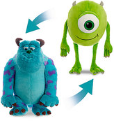 Disney Sulley and Mike Wazowski Reversible Plush - Large - 23''
