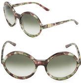 Brian Atwood 58mm Round Sunglasses