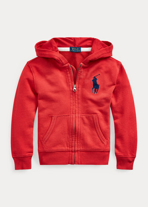 Ralph Lauren Big Pony French Terry Hoodie