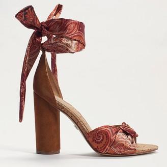 Yancie Block Heel Sandal