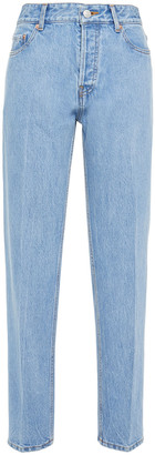 Balenciaga High-rise Tapered Jeans