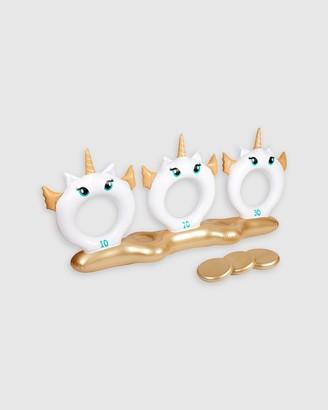 Sunnylife Inflatable Unicorn Flyer Game - Kids