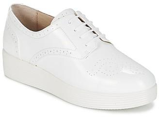 Mellow Yellow BINARI women's Casual Shoes in White