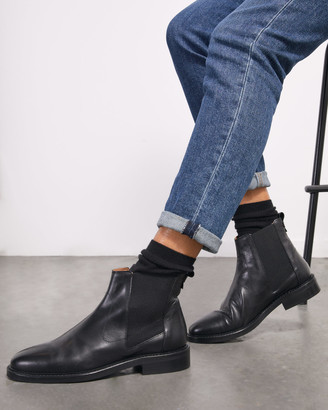 Jigsaw Ardell Leather Chelsea Boot
