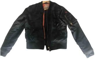 Schott Navy Jacket for Women