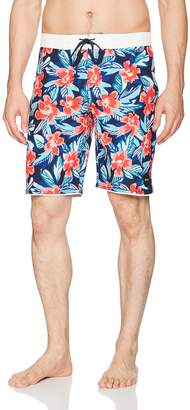 RVCA Young Men's Paradise Valley Trunk Shorts