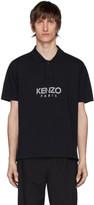 Kenzo Black Paris Polo