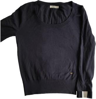 Nina Ricci Navy Cotton Knitwear for Women