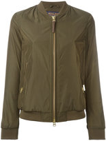 Woolrich classic bomber jacket - women - Polyamide/Polyester - L