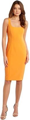Bardot Chiara Dress (Mandarin) Women's Clothing