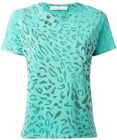 Golden Goose Deluxe Brand leopard print T-shirt
