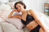 aerie Romantic Lace Padded Bralette