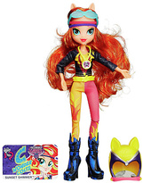 My Little Pony Equestria Girl Sunset Shimmer Motorcross Doll