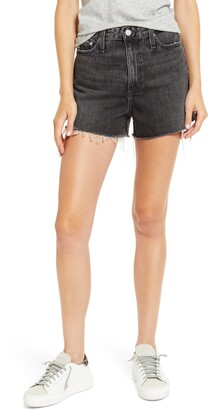 AG Jeans Mikkel High Waist Denim Shorts