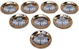 One Kings Lane Vintage Fornasetti Roman Charriot Coasters