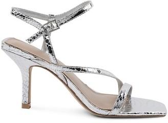 BCBGeneration Millani Textured Stiletto Sandals