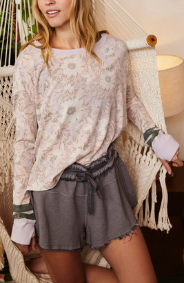 Free People Victory Lap Long Sleeve T-Shirt
