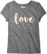Epic Threads Love T-Shirt, Little Girls, Created for Macy's