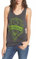 Junk Food Clothing Women's Seattle Sounders Tank