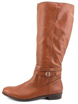 Style&Co. Style & Co. Womens Fridaa-wide Calf Closed Toe Mid-calf, Barrel (wc), Size 10.0.