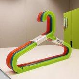 Ikea BAGIS Children's Coat-Hanger, Assorted Colors (X16)