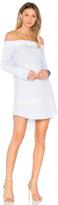 Derek Lam 10 Crosby Bell Sleeve Dress