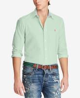 Polo Ralph Lauren Men's Big & Tall Classic Fit Sport Shirt