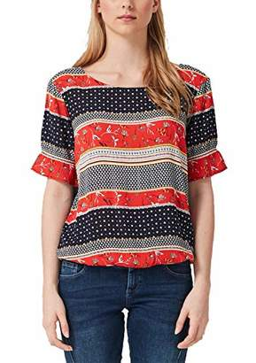 S'Oliver Women's 14.904.12.5312 Blouse,8 (Size:)