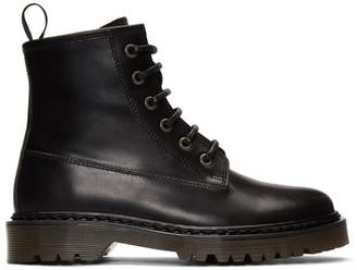 A.P.C. Black Enorah Boots