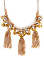 Deepa Gurnani Karly Statement Necklace