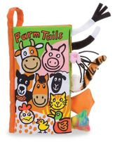 "Jellycat Farm Tails"" Book"