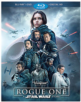 Disney Rogue One: A Star Wars Story Blu-ray Combo Pack