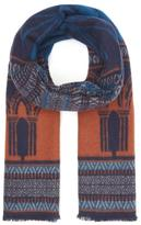 Johnstons of Elgin Cathedral Cashmere Scarf