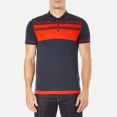 BOSS GREEN Men's Paule 2 Polo Shirt Blue