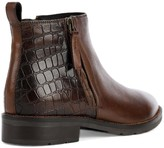 Geox D Bettanie Leather Ankle Boot