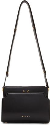 Marni Black Trunk Reverse Bag