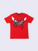 KIDS DieselTM T-shirts and Tops 00YI9 - Red - 12Y
