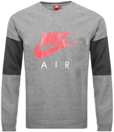 Nike Crew Neck Air Jumper Grey