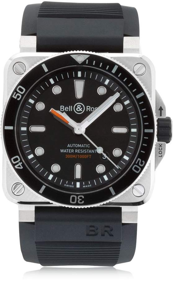 Bell & Ross Diver 300m Steel Automatic Watch