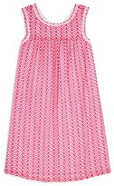 Vineyard Vines Girls' Island Whale Tail Shift Dress - Big Kid