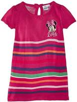 Disney Girls' Minnie Mouse Short Sleeve Dress