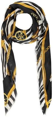 GUESS Zebra Scarves