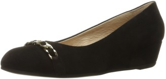 French Sole FS NY Women's Obsessive Wedge Pump