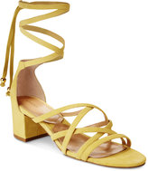 Adrienne Vittadini Alesia Lace-Up Sandals Women's Shoes