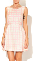 J.o.a. Neon Pink Dress
