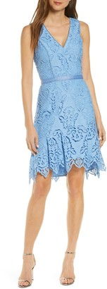 Adelyn Rae Damion Lace Dress