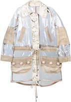 Dolce & Gabbana decorative raincoat
