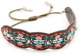 Rebecca Minkoff Stitched Guitar Strap Bracelet